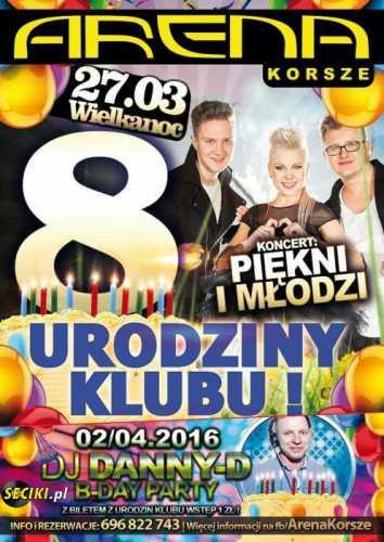 Klub Arena (Korsze) - DJ Romo (27.03.2016)