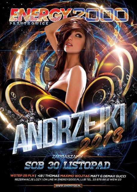 Energy 2000 - Andrzejki 2013 (30.11.2013)