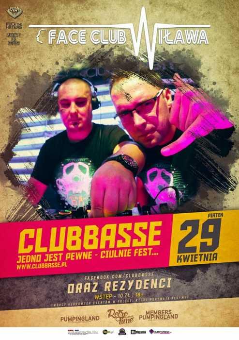 Face Club (Iława) - Clubbasse (29.04.2016)