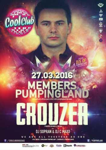 Cool Club (Grudziądz) - Crouzer (28.03.2016)