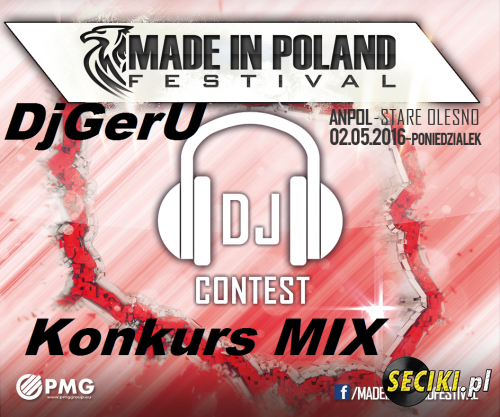 DjGerU - Made In Poland DJCONTEST 2016