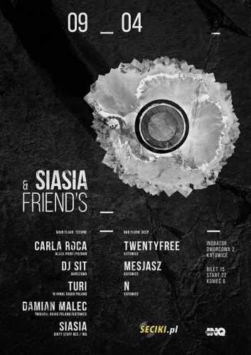 Klub  INQbator (Katowice) - Siasia Live (09.04.2016)