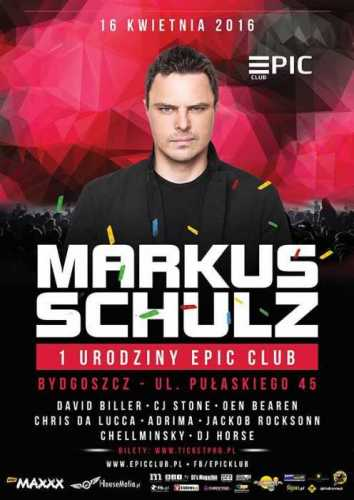 Epic Club (Bydgoszcz) - Jackob Rocksonn (16.04.2016)