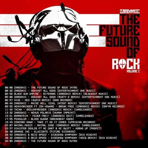Zardonic - The Future Sound Of Rock Volume 1 (20.04.2016)