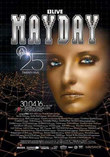 Klub Mayday - Najnowsze Sety