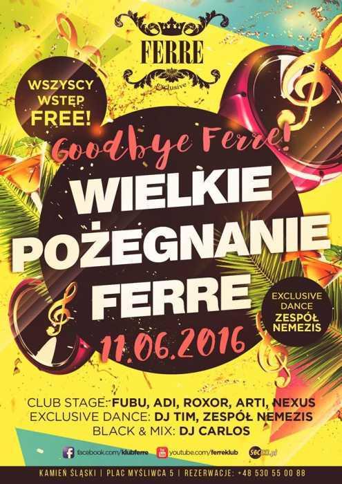Klub Ferre - Najnowsze Sety