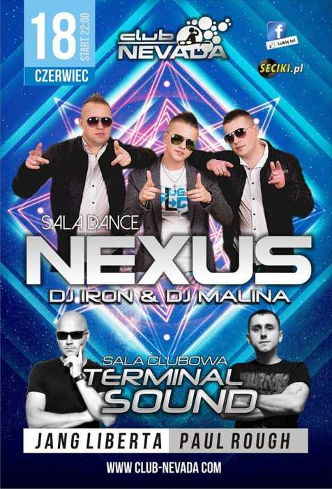 Nevada (Nur) - Nexus & Terminal Sound (18.06.2016)