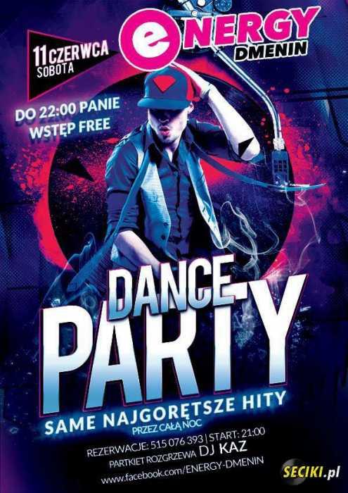 Klub Disco Polo, Energy Dmenin - Najnowsze Sety