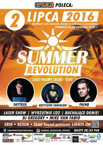 Summer Revolution 2016 - Lubasz