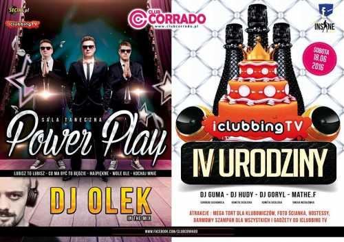 Corrado (Suchowola) - Koncert Power Play & IV Urodziny iClubbing TV (18.06. ...