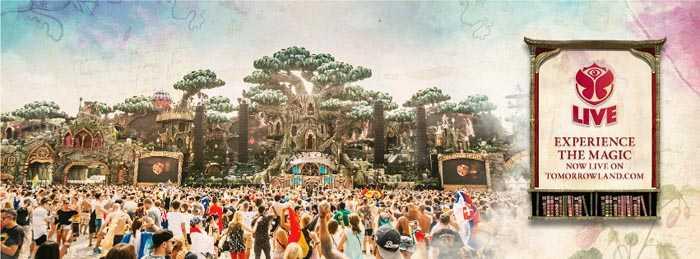 Klub Tomorrowland - Najnowsze Sety