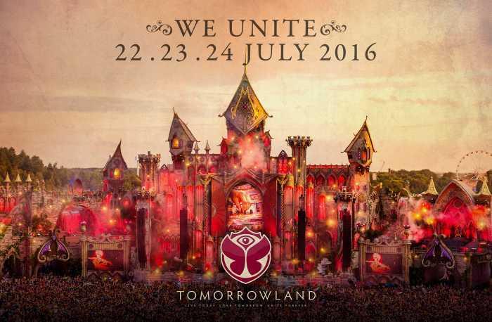 Klub Tomorrowland, Sety Zagraniczne - Najnowsze Sety