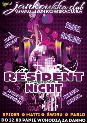 DJ SpideR a.k.a. Dunnymite - Jankowska Club 02.07.16