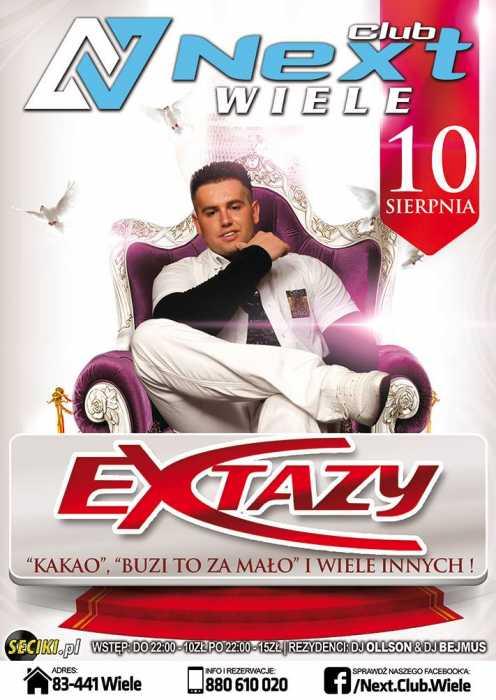 Next Club (Wiele) - EXTAZY (10.08.16)