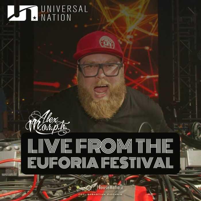 Klub Euforia Festival - Najnowsze Sety