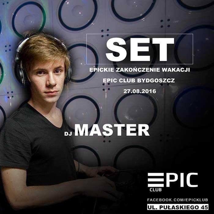 Klub Epic (Bydgoszcz) - Najnowsze Sety