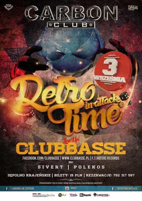 Klub Retro Time In Attack - Najnowsze Sety