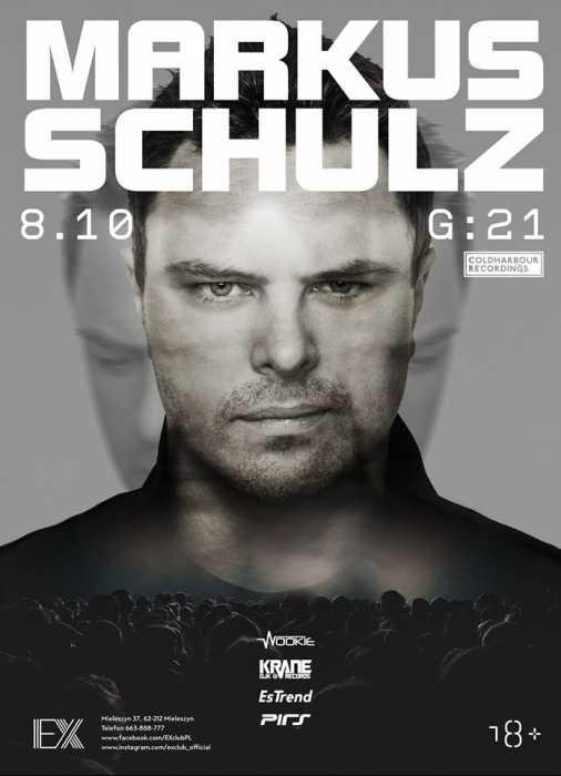 Ex Club (Mieleszyn) - Markus Schulz (08.10.2016)