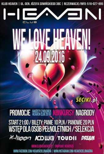Heaven (Zielona Góra) - Dj X-Meen (24.09.2016)