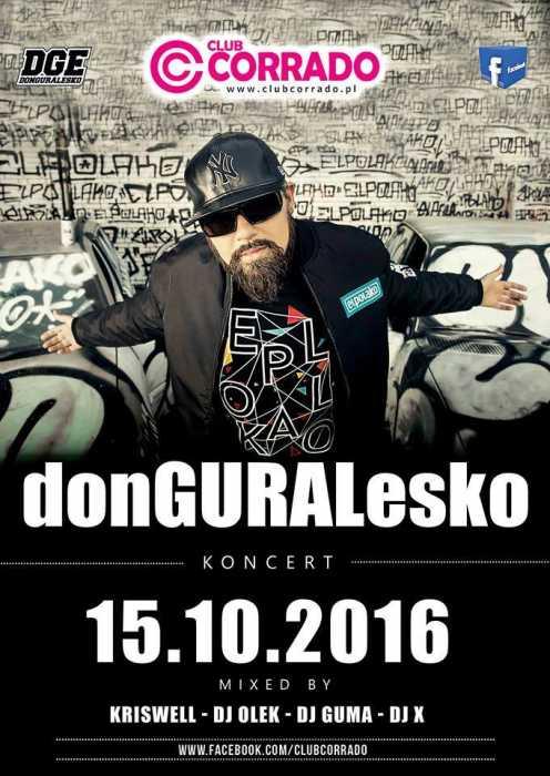 Corrado (Suchowola) - Koncert donGURALesko (15.10.16)