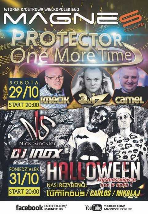 Magnes (Wtórek) - Protector One More Time (29.10.16)