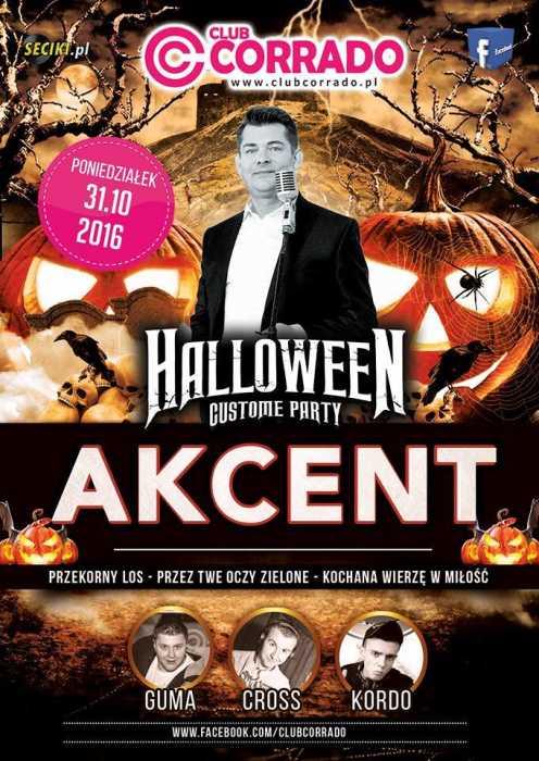 Corrado (Suchowola) - Akcent (31.10.2016)
