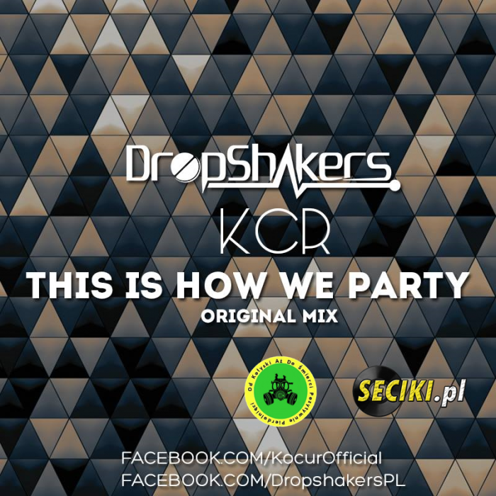 Dropshakers & KCR - This is How We Party ( Original Mix )