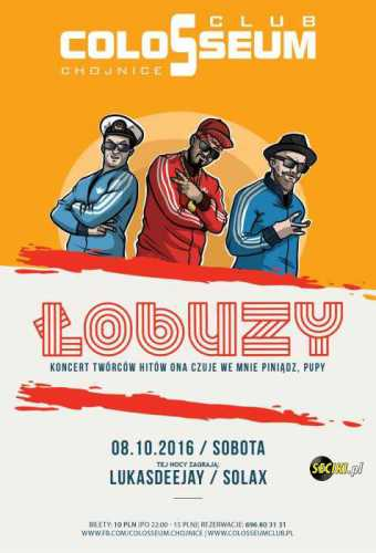 Colosseum (Chojnice) - Lukasdeejay (08.10.2016)
