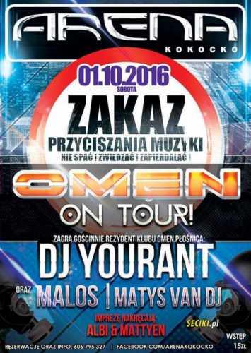 Arena (Kokocko) - Malos (01.10.2016)
