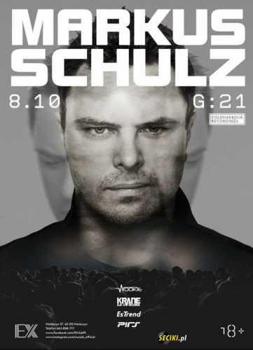 Ex Club (Mieleszyn) - Markus Schulz (8.10.16)