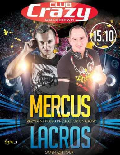 Crazy Club (Gołębiewo) - Dj Lacros (15.10.16)