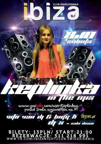 Ibiza (Świedziebnia) - DJ BIGG_H (08.10.16)