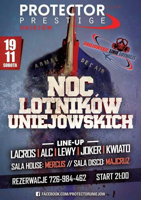 Protector (Uniejów) - Noc Lotników Uniejowskich (19.11.16)