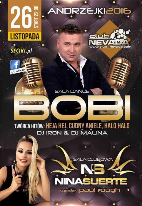 Nevada (Nur) - Bobi & Nina Suerte (26.11.2016)