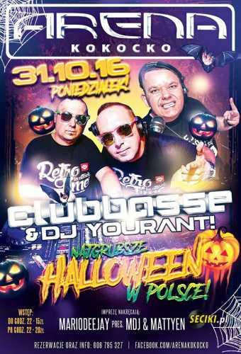 Arena (Kokocko) - Halloween (31.10.2016)