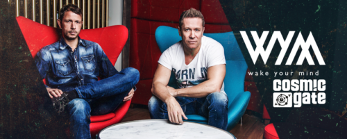 Cosmic Gate - Wake Your Mind Episode 137 (18.11.16)