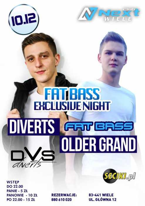 Next Club (Wiele) - FAT BASS EXCLUSIVE NIGHT (10.12.2016)