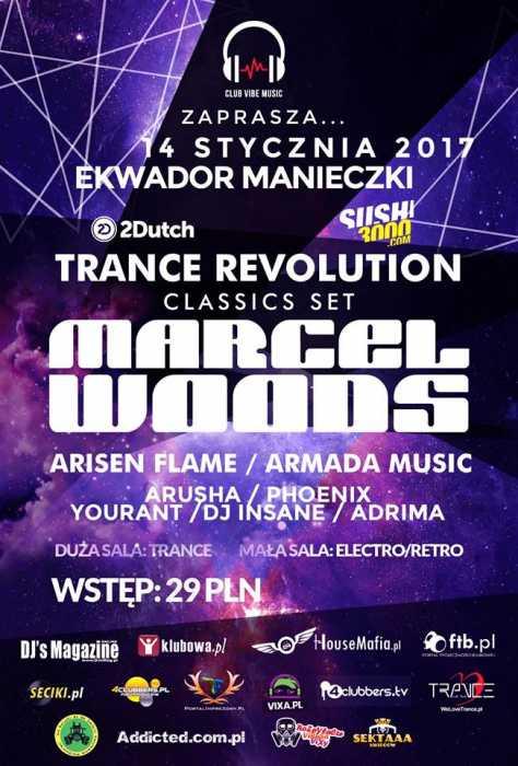 Ekwador (Manieczki) - Trance Revolution: Marcel Woods Classics Set (14.01.2 ...