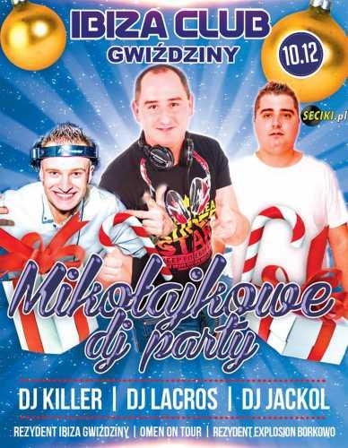 Ibiza (Gwiździny) - Mikołajki (10.12.2016)