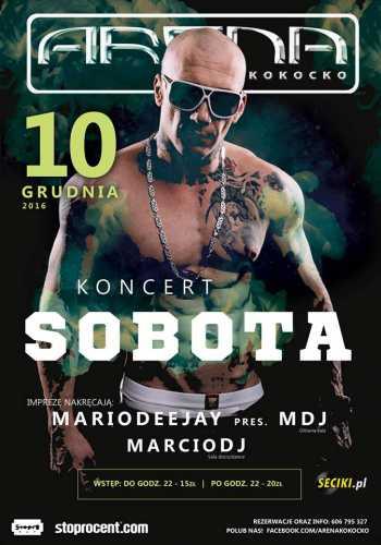 Arena (Kokocko) - Mariodeejay pres.MDJ (10.12.2016)
