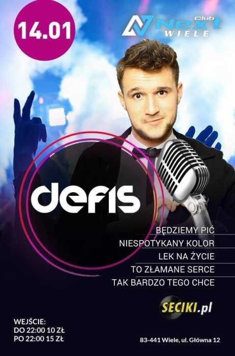 Next Club (Wiele) - DEFIS (14.01.17)