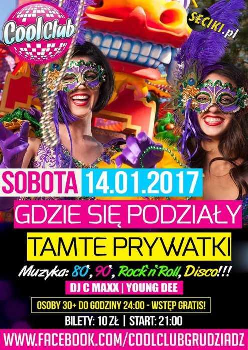 Klub Cool Club, Sety 2017 - Najnowsze Sety