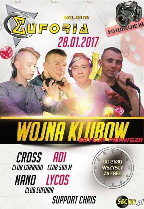 Klub Euforia - Najnowsze Sety
