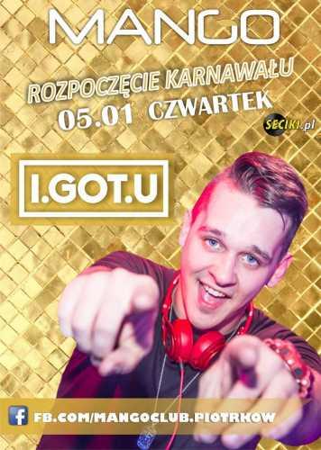 Mango Exclusive Club (Piotrków Tryb.) - FNZ (05.01.17)