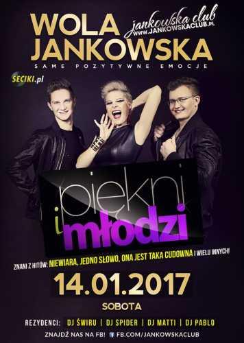 Jankowska Club (Wola J.) - Dj Świru (14.01.2017)