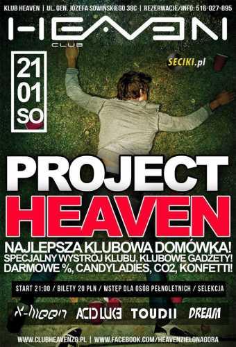 Heaven (Zielona Góra) - Dj X-Meen (21.01.2017)