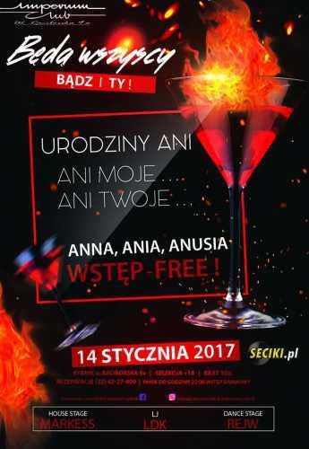 Imperium (Rybnik) - LDK & Markess (14.01.2017)