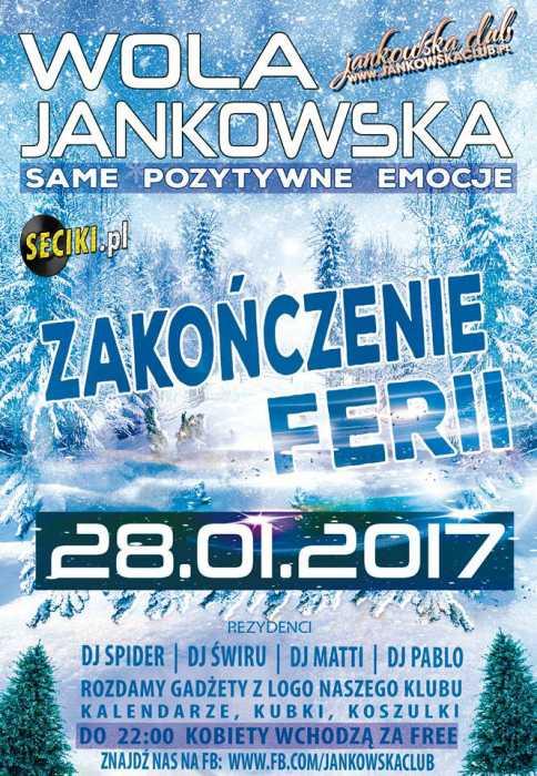 Klub Jankowska Club, Sety 2017 - Najnowsze Sety