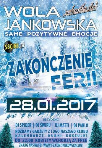 DJ SpideR - Jankowska Club 28.01.17