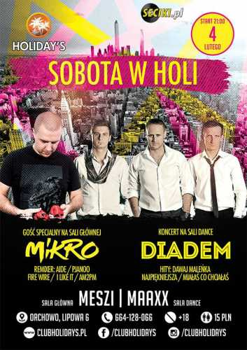 Holidays (Orchowo) - Mikro (04.02.2017)